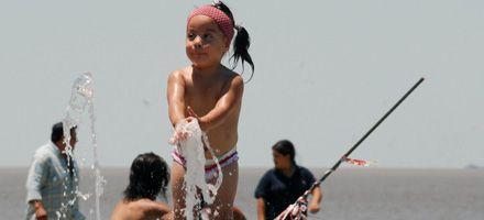 Golpes de calor: Un riesgo para los más pequeños