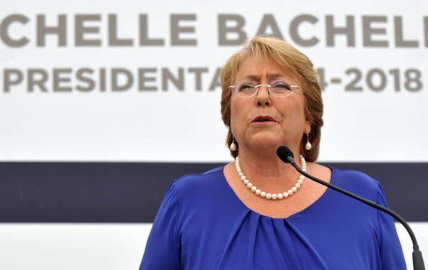 Presidenta. Michelle Bachelet deberá mostrar una activa agenda de reformas a un país que cambió mucho.