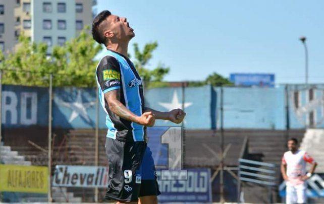 Bonansea tendrá su primera experiencia en primera división.
