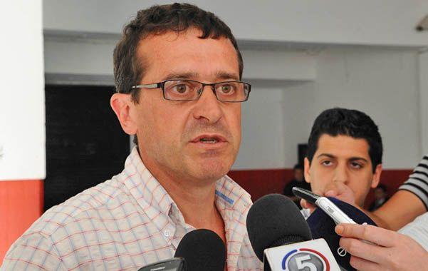 Asegurado confirmó que se harán observaciones a la ordenanza sancionada el jueves pasado que dispuso la elección de los jueces de Faltas por concurso.