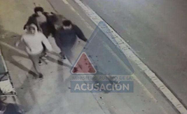 Un video revela a los agresores del rabino Shlomo Tawil