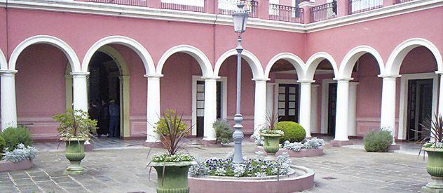"""""""Una noche en casa del general"""". Una joya en Concepción del Uruguay."""