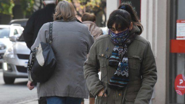 Miércoles gris y con temperaturas que no superarán los doce grados.