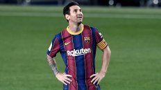 Piensa en quedarse. Laporta le propuso a Messi continuar dos campañas en el club hasta después del Mundial de Qatar, dicen en España.