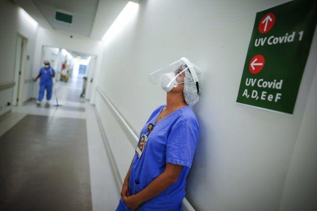 Coronavirus: informaron 576 muertos y 24.601 contagios en 24 horas en Argentina