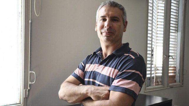 Gustavo Uano, director del Instituto Nacional del Teatro.
