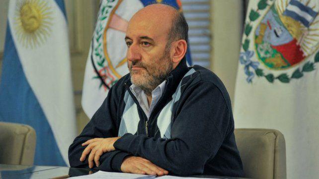 Caruana confirmó ayer la existencia de tres casos de coronavirus de circulación comunitaria.