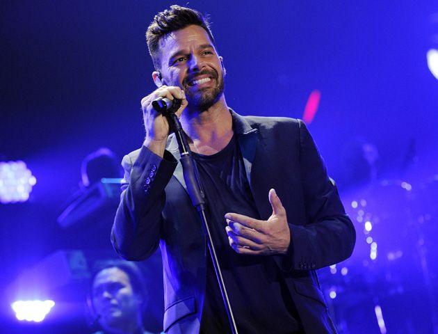 Los pedidos de Ricky Martin para su estadía en Rosario