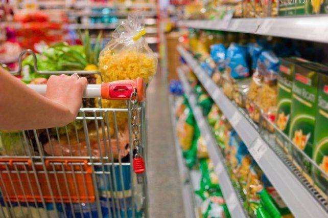 Los precios de los alimentos crecieron 3