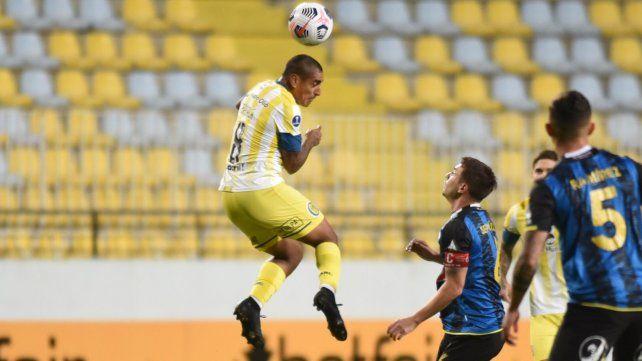 Central y la pelota, la clave del equipo del Kily González