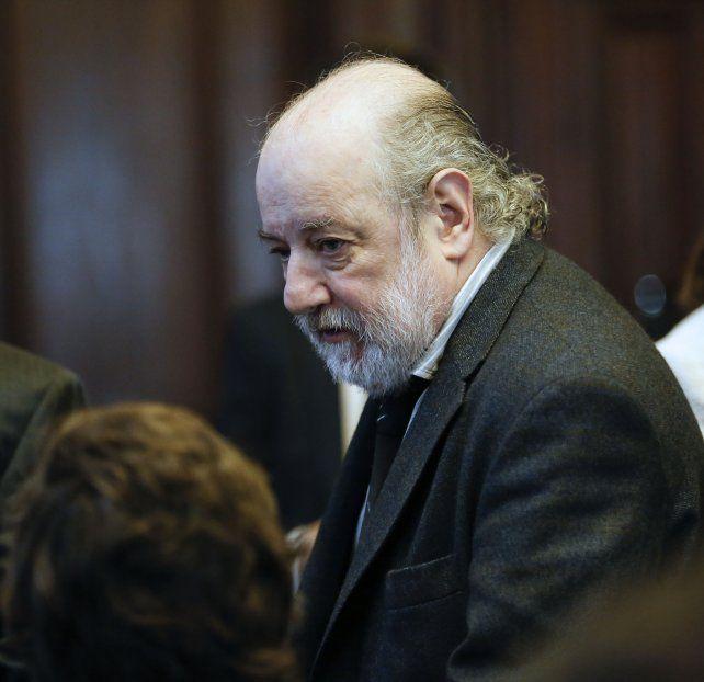 En la mira. El magistrado también intervino empresas de Báez y López.