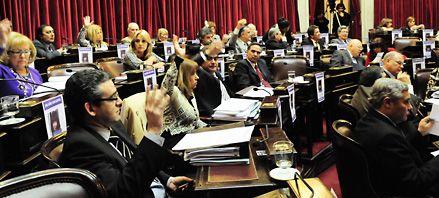 El oficialismo aceptó debatir la ley en cuatro comisiones del Senado