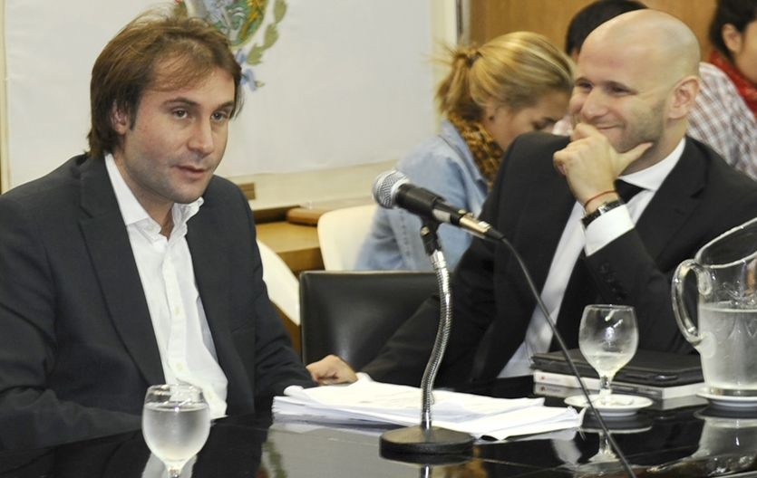 Paul Krupnik y José Nanni
