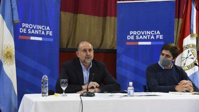Perotti en el coloquio de Idea: Hablar de agroindustria es hablar de Santa Fe