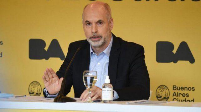 Le jefe de Gobierno porteño le respondió a la ministra de Seguridad nacional