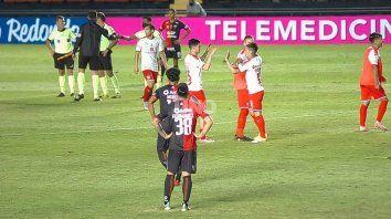 Por primera vez en el torneo Colón tuvo más la pelota que su rival pero perdió y le marcaron dos goles.