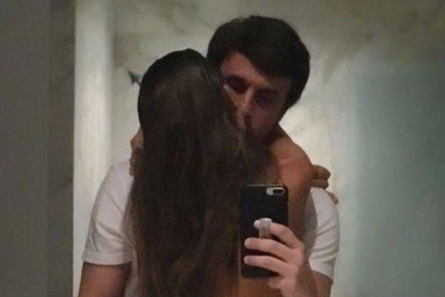 El novio de Pampita posteó una foto que confirma la relación