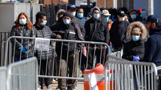 Estados Unidos superó los 2 millones de contagios por coronavirus