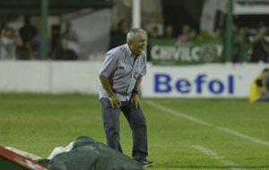 El Tolo no habló con la prensa en la semana pero dijo no estar enojado. (Foto: H. Río)