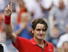 Federer alcanzó la final del US Open y ahora espera por Nadal o Murray