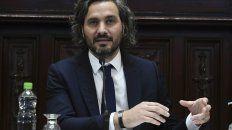 Para el jefe de Gabinete, Santiago Cafiero, el gobierno abandonó el modelo de especulación financiera por el productivo.