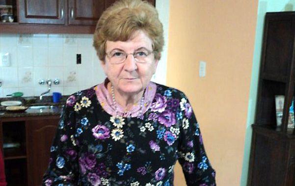 Elsa Teresa Sanmartino viuda de Calandra tenía 67 años.