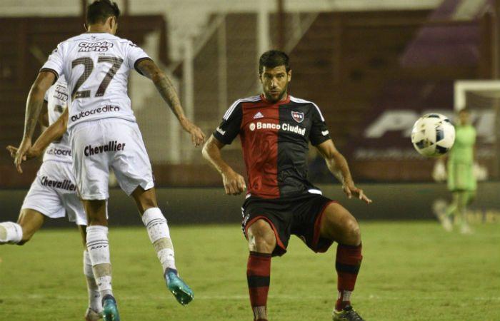 El Negro Domínguez no buscó excusas en la derrota. (Foto: Héctor Río)