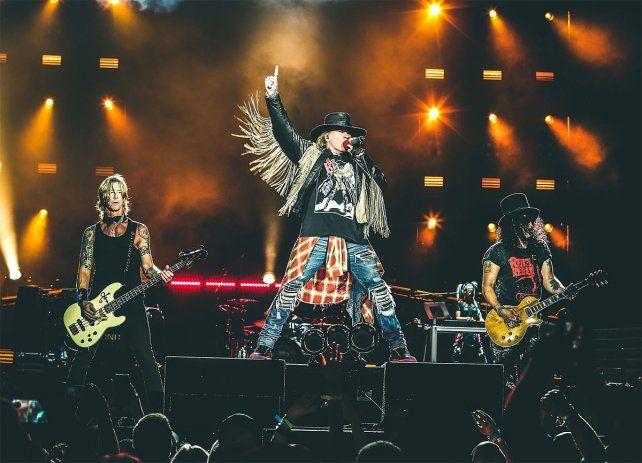 Los Guns N Roses confirmaron show en Rosario: fecha, lugar y más detalles