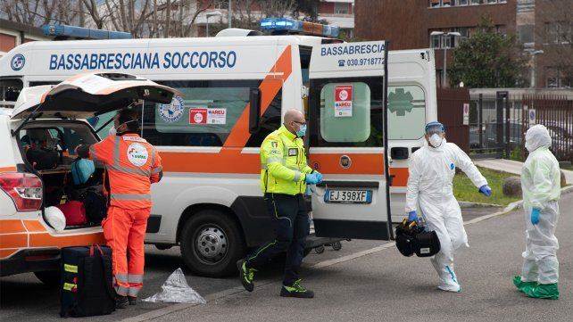 El alza en los nuevos casos se vio empujada por la región norteña de Lombardía