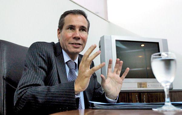 El acusador. La denuncia de Alberto Nisman volvió a sufrir una derrota en Tribunales.