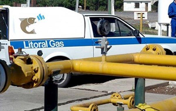 El incidente fue rápidamente atendido y solucionado por personal de Litoral Gas.