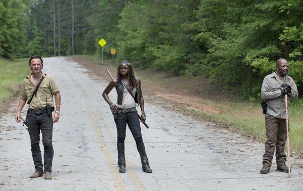 Van por todo. Rick