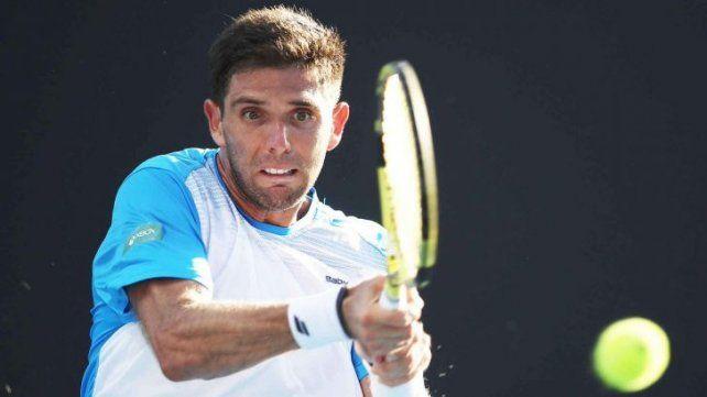 Delbonis se fue y ya se enfoca en Roland Garros
