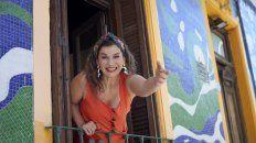 """""""Tengo la teoría de que la gente que es muy feliz no se dedica al humor porque no lo necesita"""", dijo Dalia Gutmann."""