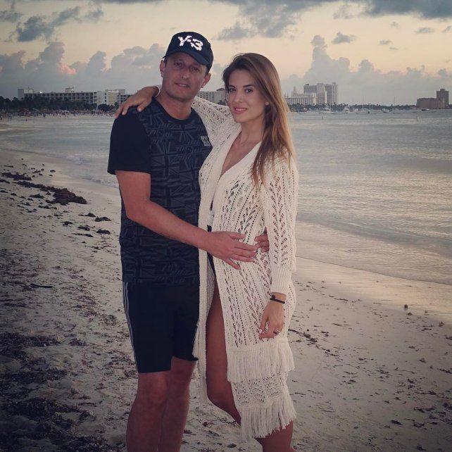 Jesica Cirio se animó y dio la buena nueva: está embarazada de nueve semanas