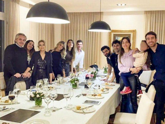 Lufrano desmintió que Alberto Fernández le haya pedido que difunda el video del cumpleaños de Fabiola