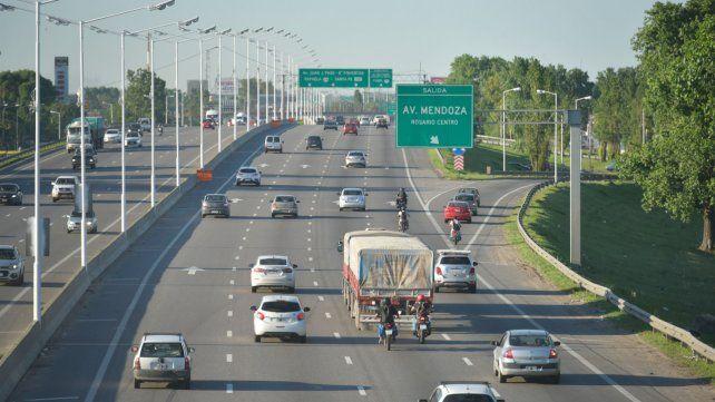 Finalizada. Las obras de avenida Circunvalación demandaron más de 2.800 millones de pesos.