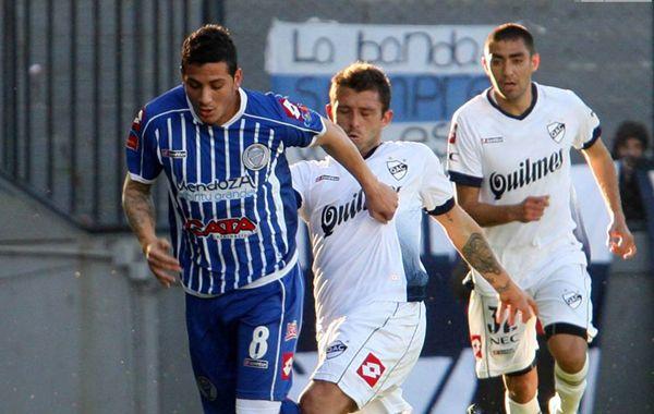 Gonzalo Castellani es uno de los jugadores que observa Newells. Al jugador del Tomba le gustaría venir al Parque.