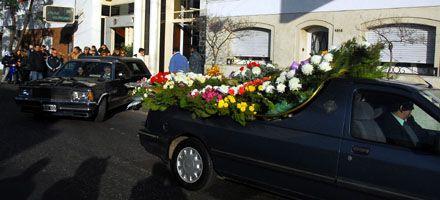 Se normalizó el servicio de taxis tras el asesinato de un chofer