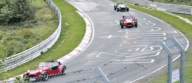 La pista es un referente mundial para los aficionados y para las automotrices.