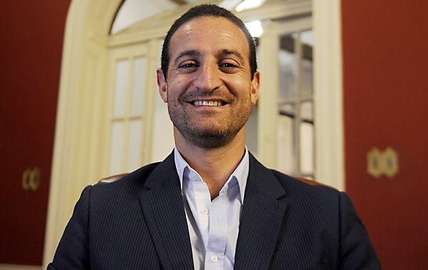 """Sukerman quiere llegar al Palacio de los Leones para """"generar un cambio y que la situación que uno critica no persista""""."""