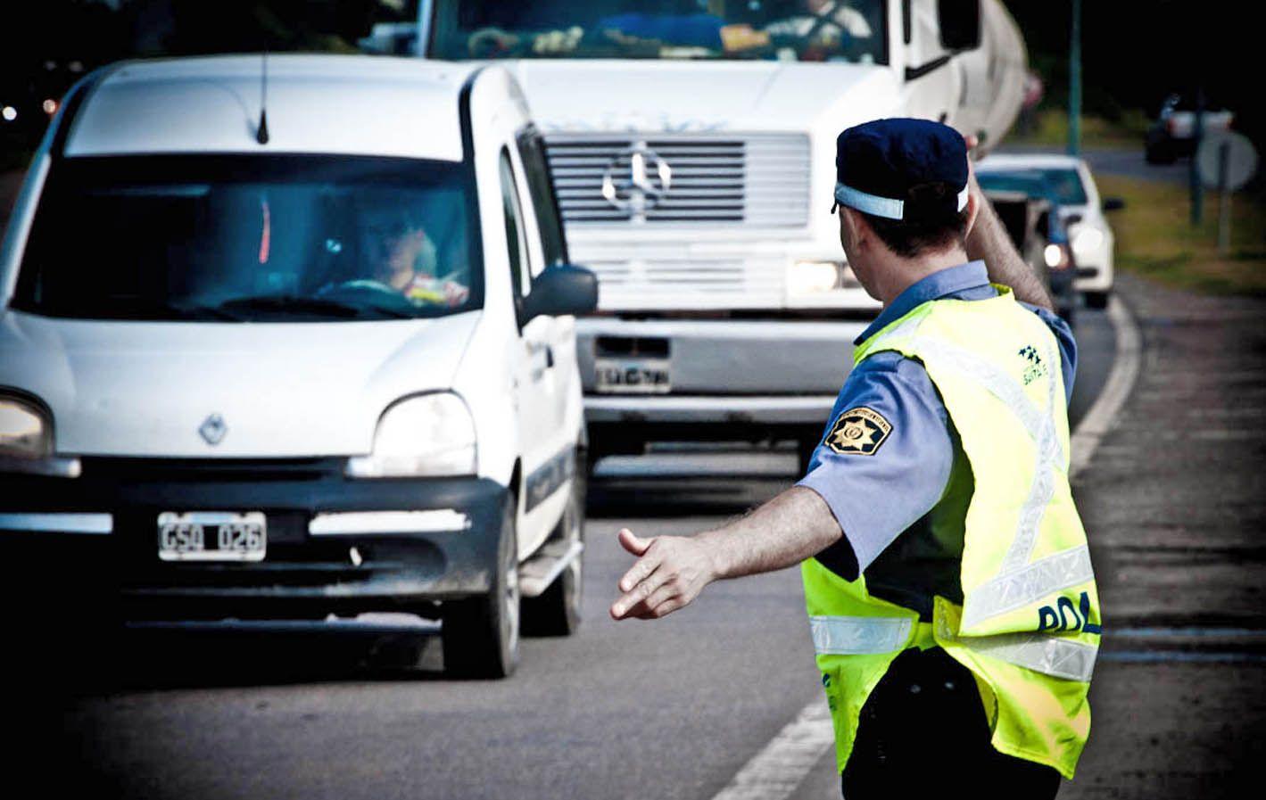 Operativos. La Agencia de Seguridad Vial expande su accionar a través de los acuerdos con municipios y comunas.