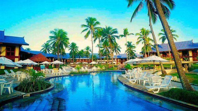 Confort a metros del mar. El Summerville Beach Resort