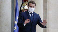 macron pone de nuevo en cuarentena a francia desbordada por una segunda ola mas mortifera