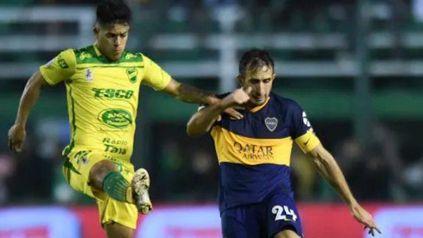 Boca recibe al irregular Defensa y Justicia.