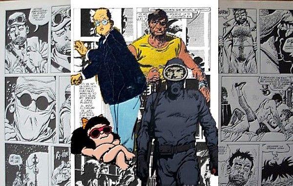 Generaciones de argentinos se formaron leyendo historietas.