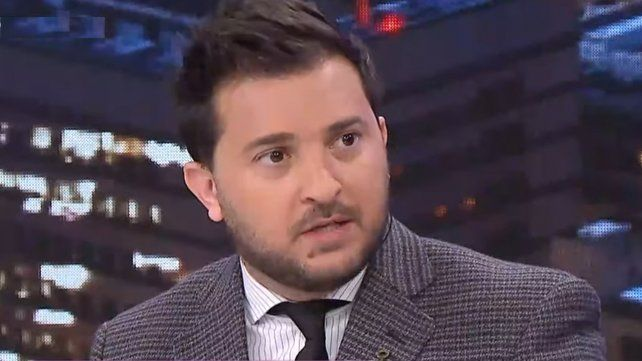 Diego Brancatelli arremetió contra El Dipy y le mostró su recibo de sueldo