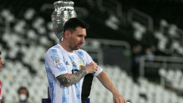 Leo Messi y la redención eterna