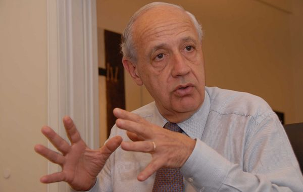 El dirigente massista y ex Ministro de Economía