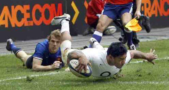 Inglaterra le ganó un emocionante clásico a Francia y Gales gritó campeón